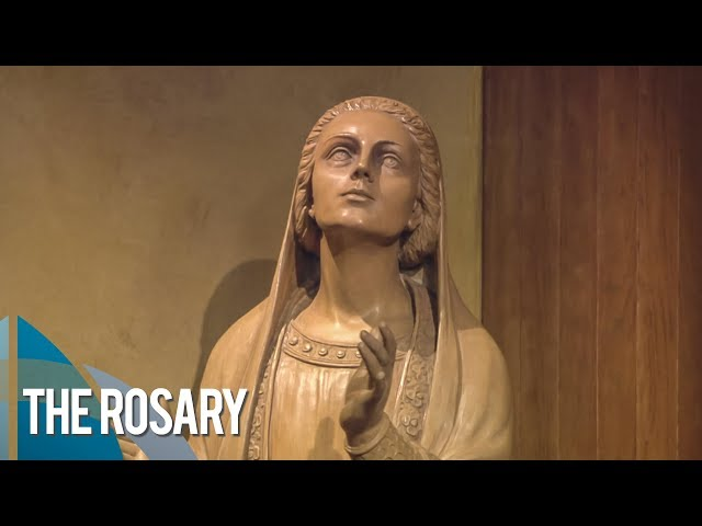 Glorious Mysteries of the Rosary  | CatholicTV Chapel