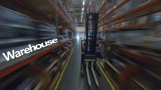 Warehouse FPV