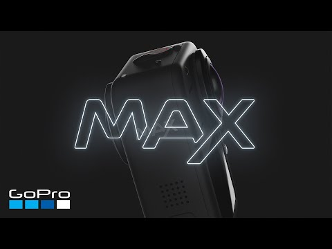 GoPro MAX (60p, Full HD)