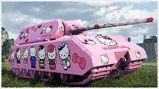 MAUS Hello Kitty against NOOBS • KOLOBANOV