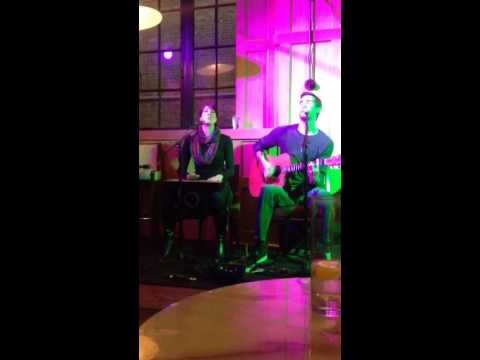 Landers/Marshall Covers Little Talks by Of Monsters and Men