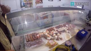 Диагностика холодильных витрин Cryspi Octava 1500-1