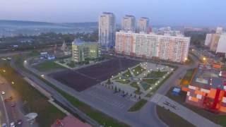 Квадракоптер Кемерово, катаем-летаем, dji phantom 4