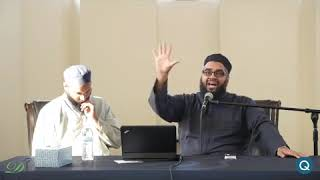 Hajj Preparation Seminar 2017 - Session 6