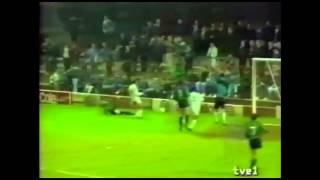 Sestao 0 - Albacete 0. Temp. 90/91. Jor. 13