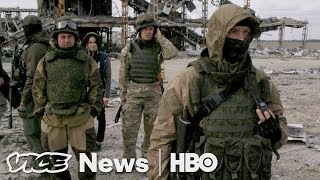 Inside The DNR, The Russia-Backed Region Clashing With Ukraine (HBO)