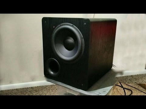 Z Review - SVS PB-2000 Subwoofer
