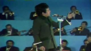 EL TRISTE JOSÉ JOSÉ  Video original Presentación en II Festival de la Canción Latina 1970