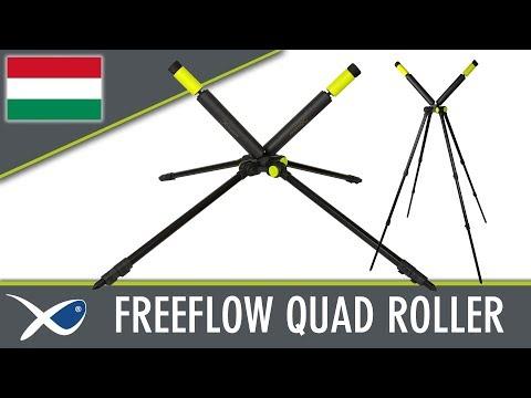 Matrix FREEFLOW QUAD ROLLER - görgő videó