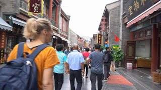 How safe is it to travel in China?