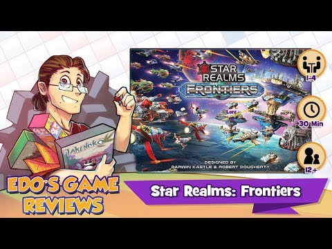 Edo's Star Realms: Frontiers Review