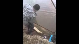 Как сделать кривду для рыбалки своими руками