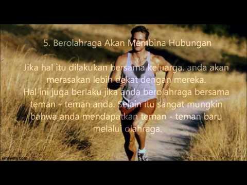 Video 10 Manfaat Olahraga