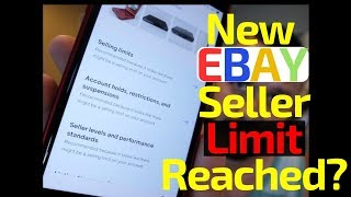 How To Increase Your eBay Listing Limits!
