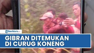 Gibran, Pendaki yang Hilang di Gunung Guntur Ditemukan Selamat setelah 6 Hari Pencarian