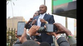 Starehe MP Njagua in court over xenophobic remarks