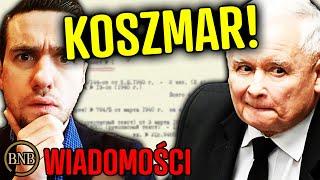Znamy TAJNY PLAN Kaczyńskiego! Tak SKOŃCZY z Unią