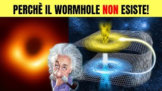 IL BUCO NERO M87 NON È UN WORMHOLE: DIMOSTRAZIONE MATEMATICA LIVE