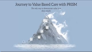Journey to Value Based Care with Prism™