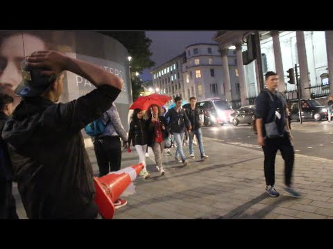 GETTING REJECTED IN LONDON | #LIFEofQUAN Ep 4
