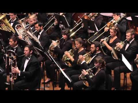 UMich Symphony Band - Paul Hindemith - Symphonic Metamorphosis