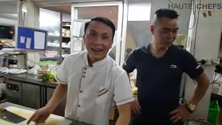 Gỏi cá mè - Chef Lưu Đức Toàn