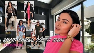 SMART CASUAL OUTFIT IDEAS 2019 | LOOKBOOK EP.4