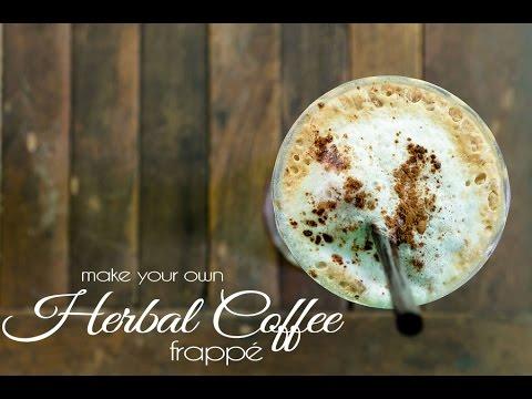 How to Make an Herbal Coffee Frappe :: Grain-Free, Gluten-Free, Caffeine-Free, Acid-Free