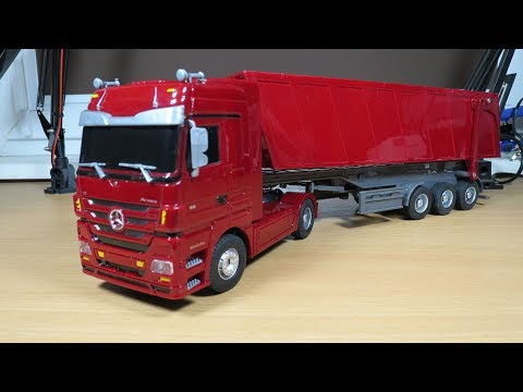 Ruichuang QY1101C - Cool 1:32 RC Mercedes Actros