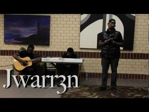 Jwarr3n Deja Vu/Just a Friend Acoustic Live!