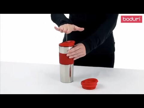 Bodum - Youtube video about the Travel Press Set