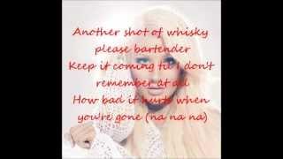 Christina Aguilera - Just a Fool (Ft. Blake Shelton) (Lyrics)