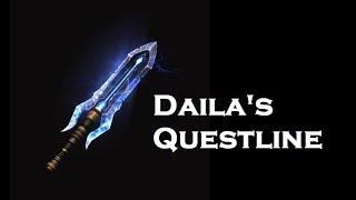 Daila's Secret Quest (the quest that will lead to Lokarr's) [Grim Dawn]