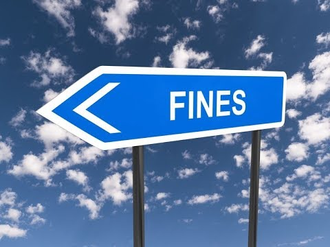 Fines, Fees, and Court Costs for DWI in North Carolina Video