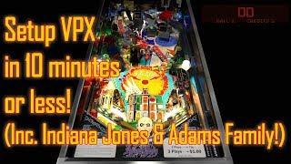 vpx pinball setup - TH-Clip