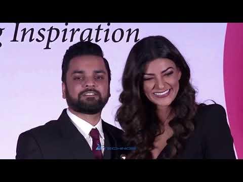 Sushmita Sen, Madhoo Shah & Others At 'I Am Woman Awards 2018'