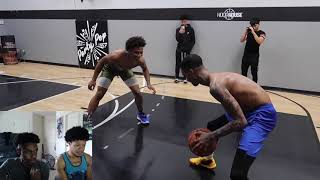 FLIGHT IS TOO FUNNY!!! 1V1 AGAINST Mikey Williams! Part 2 (Reaction)