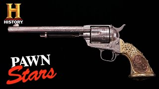 Pawn Stars: 17 RARE & EXPENSIVE GUNS | History