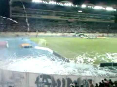 """Final Copa Venezuela 2010 Zamora ""Burra Brava"""" Barra: La Burra Brava • Club: Zamora"