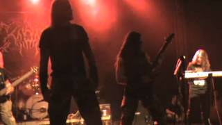 Kroda - Der scharlachrote Tod (Absurd cover) live