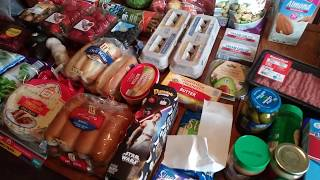 Huge $100 Aldi Grocery Haul! January 2020 Week 2! Family of 4