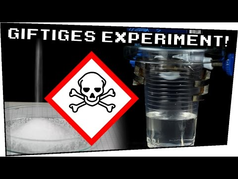 TÖDLICHES EXPERIMENT zum NICHT nachmachen! / Gefährliche Experimente - Techtastisch #73