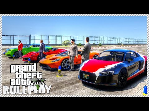 GTA 5 ROLEPLAY - Car Review Show! (Off-Road Supercars) | Ep. 34 Civ