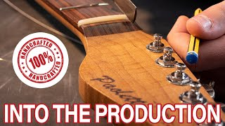 Guitars, Amps and more – Manufactured in Italy