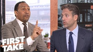 Max Kellerman: Brady-Rodgers is a debate because 'Brady is a next-level leader' | First Take | ESPN