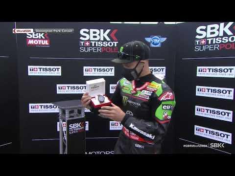 スーパーバイク世界選手権 SBK 第4戦イギリス ドニントンパーク Race 2のハイライト動画