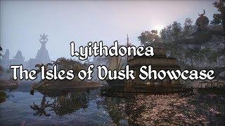 Lyithdonea - Isles of Dusk Showcase - A Morrowind Mod
