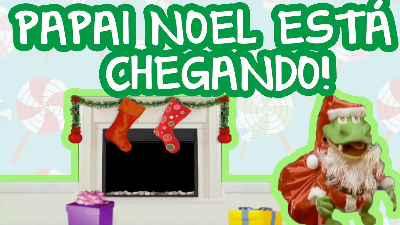 PAPAI NOEL ESTÁ CHEGANDO! | BEBÊ MAIS NATAL
