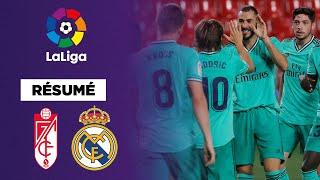 Résumé : Le Real Madrid brille grâce à ses Français et fait un pas de géant vers le titre