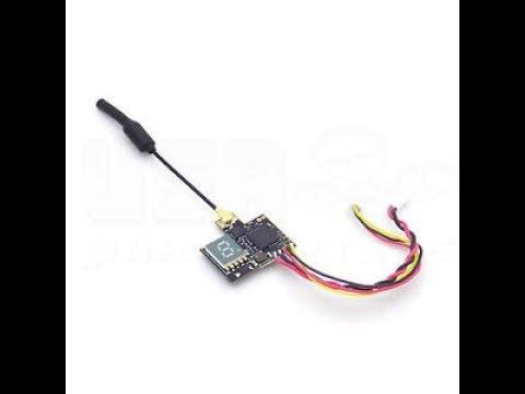 Eachine VTX02 Super Mini 5 8G 40CH 200mW da Banggood